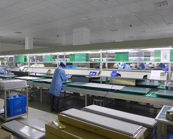 Led节能灯组装老化生产线