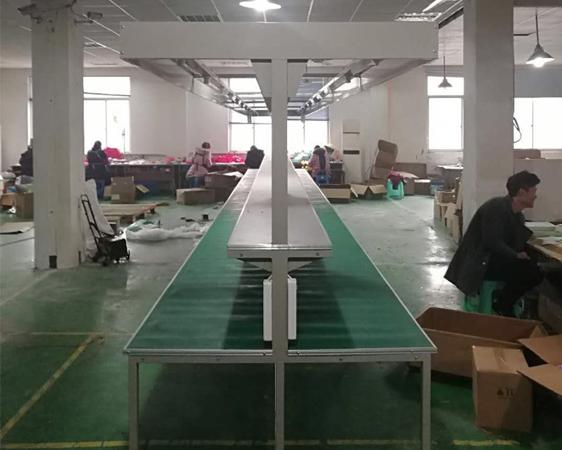 桌式生产线