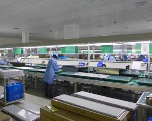 江阴Led节能灯组装老化生产线