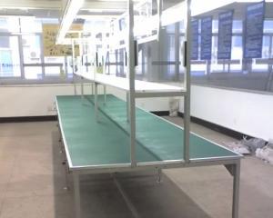 双立柱桌式线