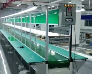 工业自动化生产线